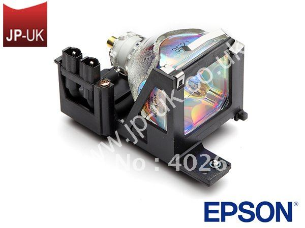 Projector lamp ELPLP19D with housing for Epson EMP-52 EMP-50
