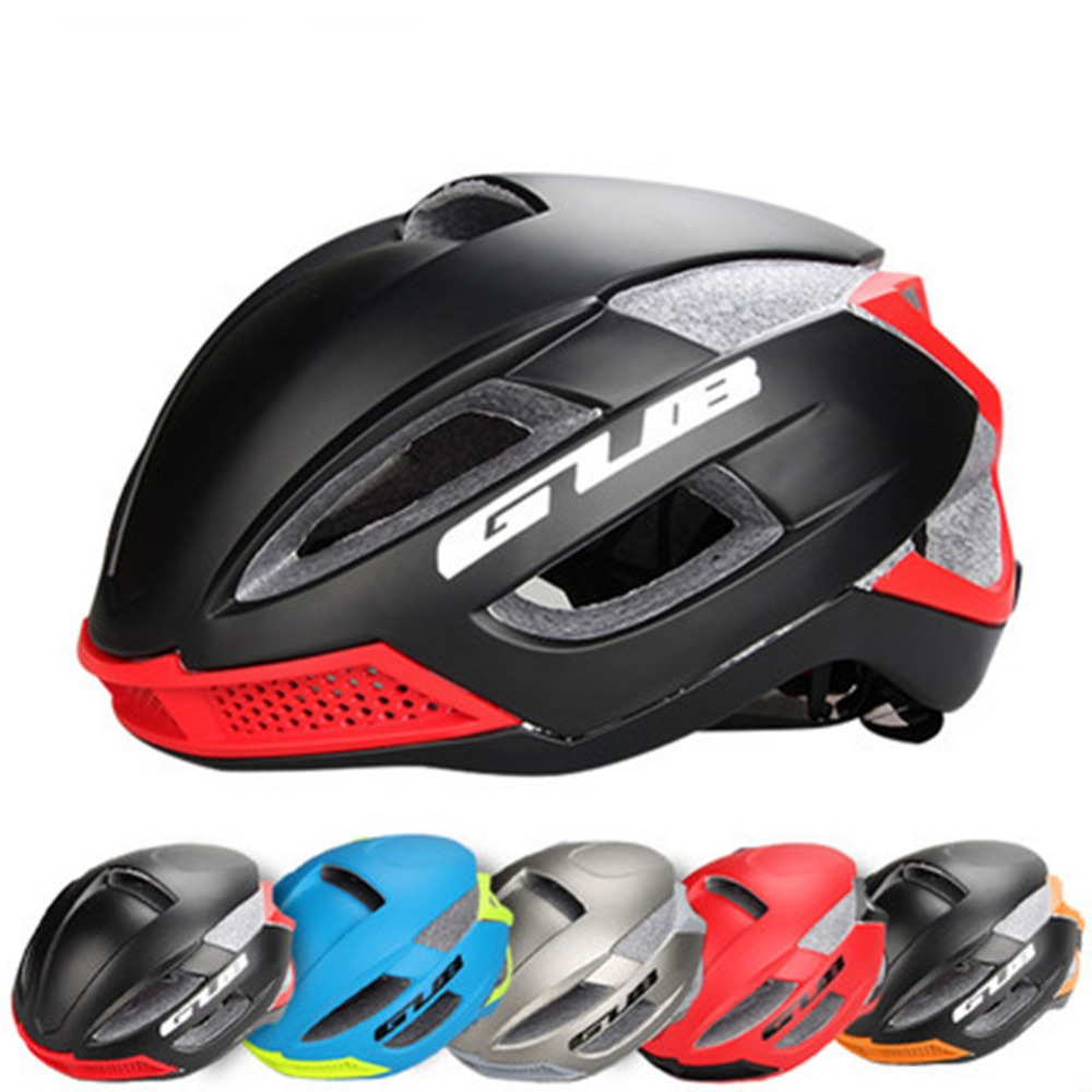 GUB F66 Bicycle Helmet Integrally-molded MTB Road Mountain Bike Helmet Cycling Helmet bicycle track helmet gub tt bike cycling helmet bike mtb cascos mtb bike road bike helmet with magnetic visor casco ciclismo