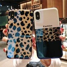 Fashion Leopard TPU Case For Huawei