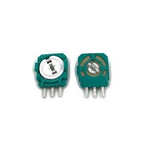 Image 2 - 100 pièces de rechange analogique 3D Joystick Micro Mini interrupteur axes résistances pour Playstation 4 PS4 contrôleur joint pour XBOX ONE