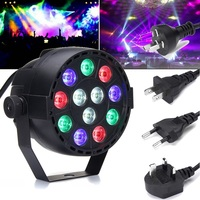 Best Price 30W RGBW LED Stage Light DMX Voice Remote Control LED Stage Lighting Effect Laser