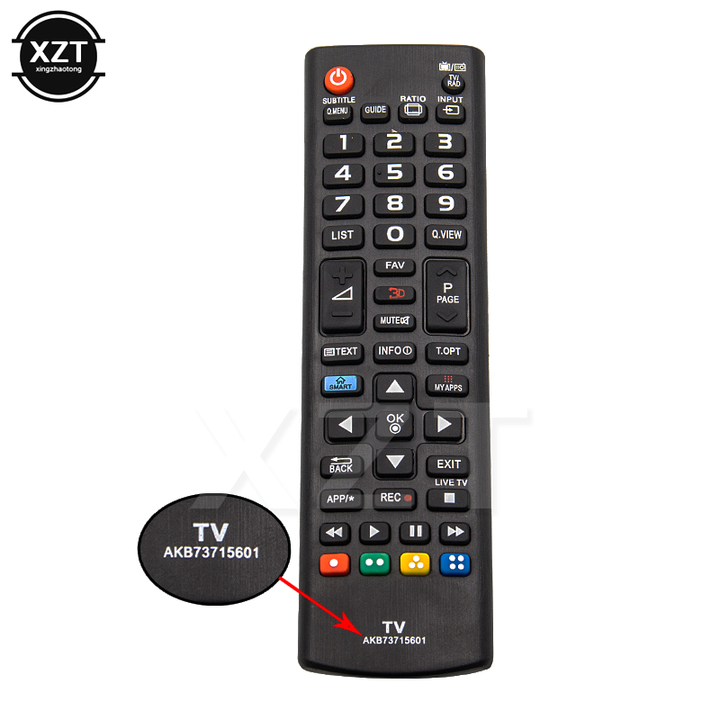 xingzhaotong universal Remote Control 433mhz Replacement For LG AKB73715601 smart TV