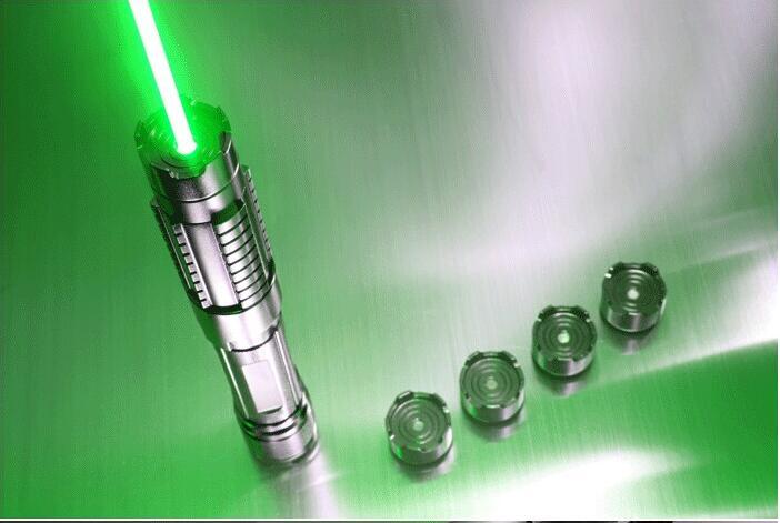 High Power Military  800000m 532nm Green Laser Pointer Flashlight Focus Burning Match,Burn Cigarettes,Pop Balloon+gift Box