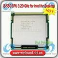 Оригинал для Intel Core i3 550 Процессор 3.2 ГГц/4 МБ Кэш/Dual Core/Socket LGA 1156/Qual Core/Обои Для Рабочего I3-550 CPU