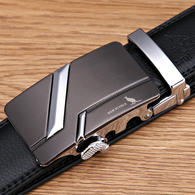 Men's Minimalistic Style Belt