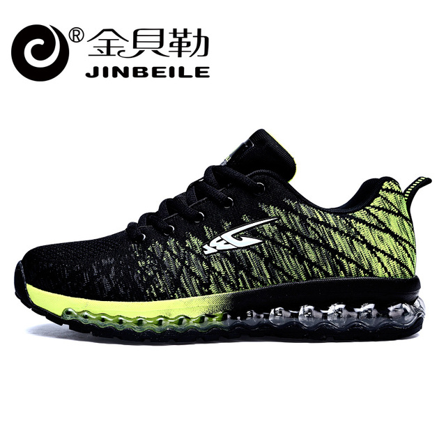 Male Breathable Shock Absorption Air Cushion Athletic Shoes 100% guaranteed PbOnaS0q