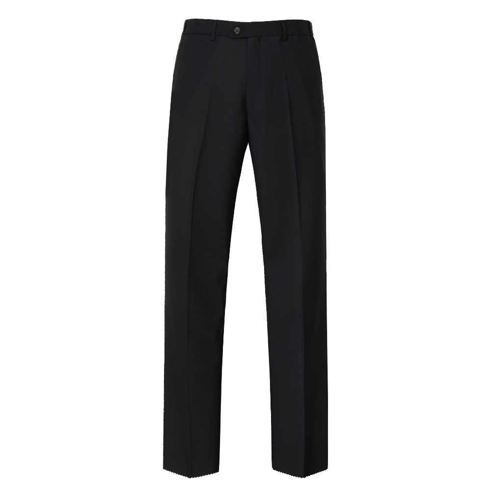 Più il Formato 5XL 6XL 7XL 8XL 9XL degli uomini di business casual pantaloni Larghi pantaloni diritti uomo lattice pantaloni