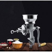 Kitchen Grinding Salt Mill Tools Home Handheld Manual Flour Mill Grinder Home Kitchen Supplies for Rice Beans Pepper Grinding