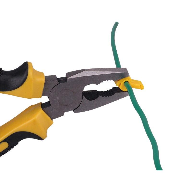 50 stück 2,5mm 6mm Elektrische Anschlüsse Kabelverbinder ...