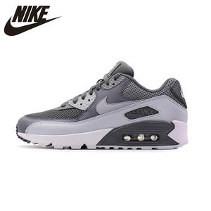 big sale 4b098 43659 NIKE Men s AIR MAX 90 ESSENTIAL Breathable Running Shoes Sneakers