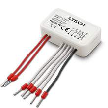 DALI Double Group Push Switch work with DALI BUS for LED Lamp Free shipping