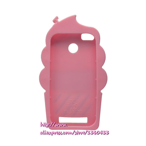 Redmi 3S 3D Christmas Ice Cream Soft Silicone Cell Phone Back Cover Case For Redmi 3S 3 S Pro / Prime 3X