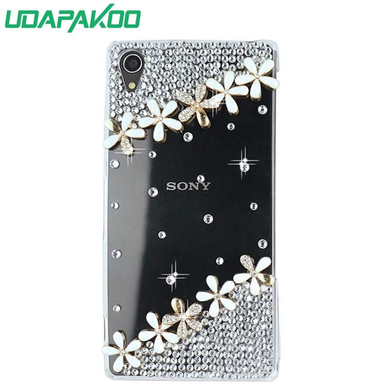 Clean Diamond Fashion 3d Phone Case For Sony Xperia Z1