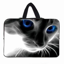 "Mens' Big Gaming Computer Neoprene Bag Fashion 17 17.3 17.4 16.9"" Inch Laptop Liner Sleeve Cover Cases + Hide Handle For Acer HP(China)"