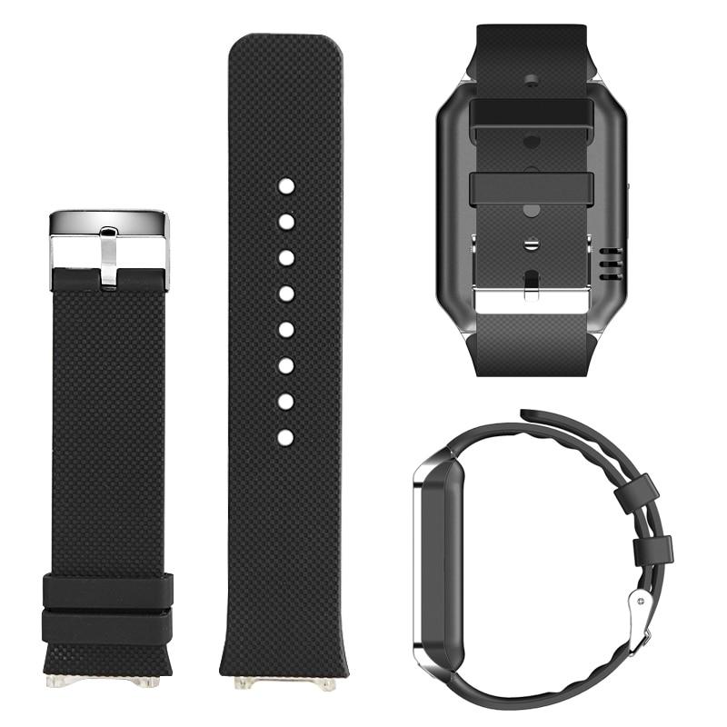 DZ09 Smart Watch Original Watchband Silicone Replacement Band For DZ09 Watchband Smart Watch Strap 20mm