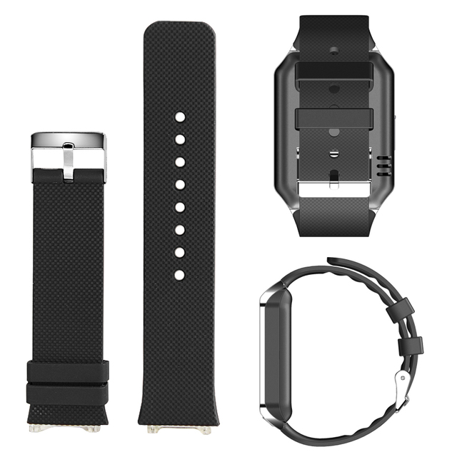DZ09 Smart Watch Original Watchband Silicone Replacement Band For DZ09 Watchband