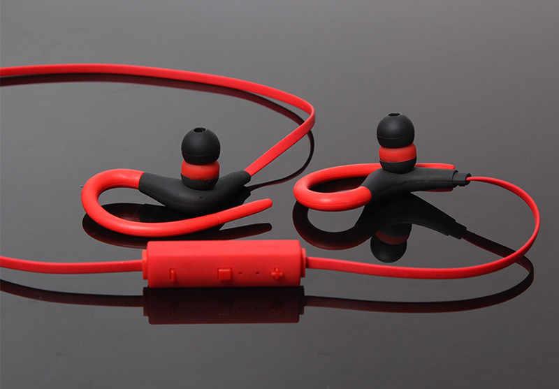 HIPERDEAL جديد بلوتوث الأذن هوك اللاسلكية الرياضة ستيريو للماء سماعة سماعة عالية الجودة الصوت في الأذن المحمول D30 Jan16