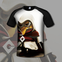 3D Summer Cosplay T-shirt