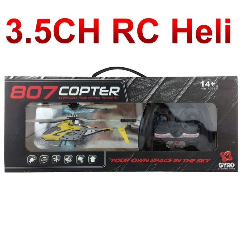 remote helicopter Alloy with