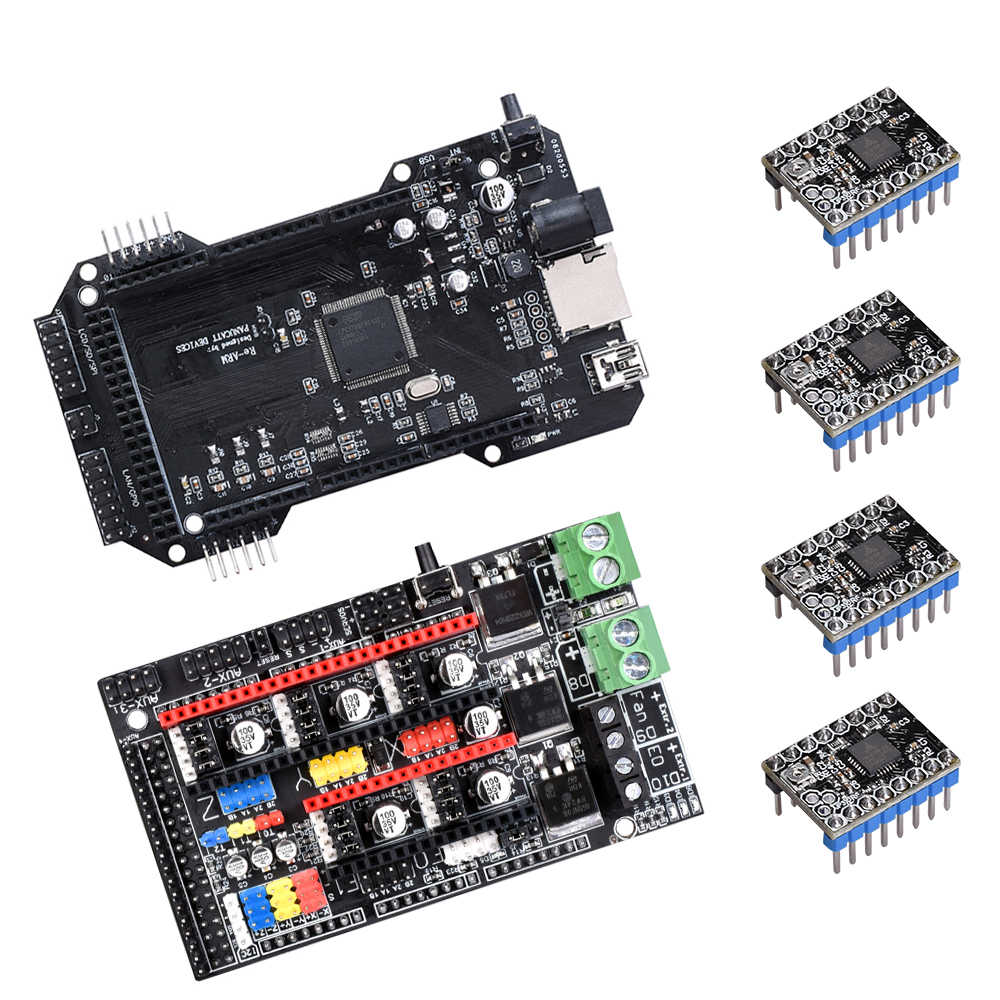 BIGTREETECH Clone RE ARM 32 bit mother board Ramps 1.6 plus ... on