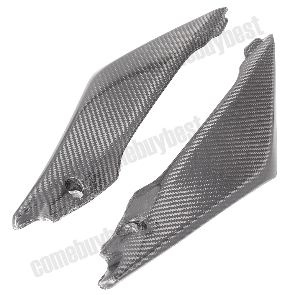 Motorcycle Tank Side Cover Panels Fairing for Suzuki GSXR1000 GSXR 1000 K5 2005 2006 06 05 Carbon Fiber Motorcycle Parts for suzuki gsxr600 gsxr750 gsxr 600 750 k4 tank side cover panels fairing 2004 2005 2pcs carbon fiber motorcycle parts