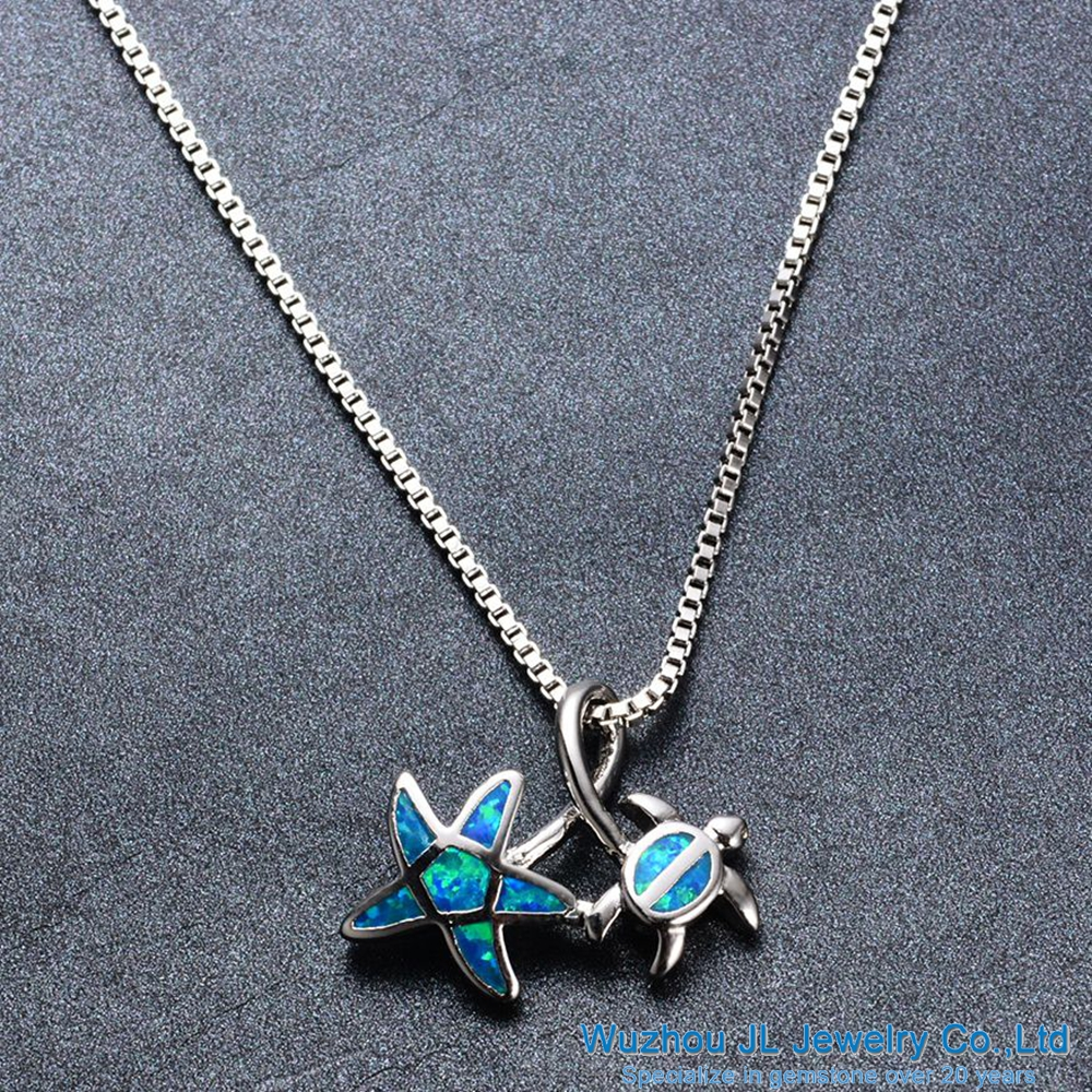 charm zircon crystal cute from necklace plated for new fashion lucky women locket gold animal jewelry product silver tortoise pendant wholesale