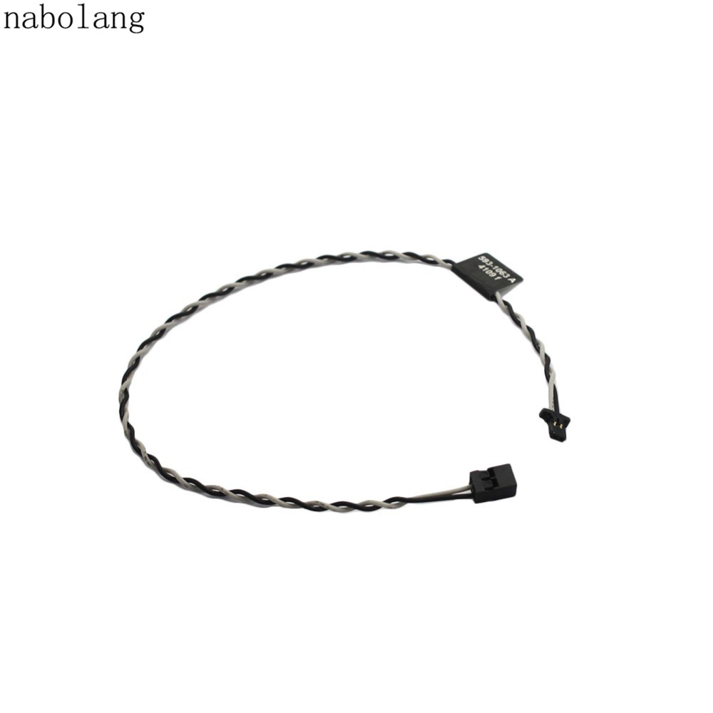 Hard Drive HDD Temperature Sensor Cable 593-1063 For iMac 27 A1312 2009 2010 brand new 593 1376 a for imac 27 a1312 mid 2011 dvd optical drive sensor