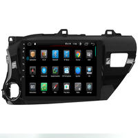 10.2 inch Android 9.1 Unit for TOYOTA Hilux 2016 2017 2018 Car DVD Video Radio PLAYER Multimedia Navigation GPS AUDIO Stereo PC