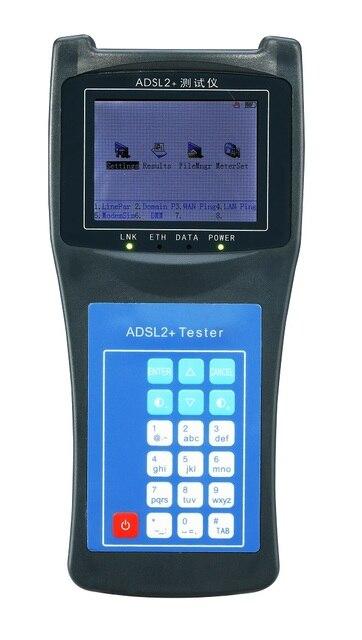 Руи Ян RY2100 ADSL Тестер ADSL2 + Тестер Может Измерять Широкополосного Трафика С DMM Функции