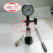 цена на Fuel Nozzle Tester Diesel Injection Pump Repair Equipment High Precise Black Piezoester Diesel Injector