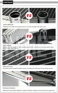 Image 5 - Bikingboy alumínio radiador de refrigeração água do motor cooler para honda cbr 929 rr 00 01 2000 2001 substituir oem 19010mcj003