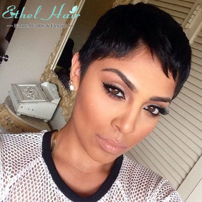 2016 New cheap lace front wigs human brazilian