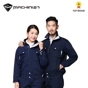 Long-Sleeved Overalls Men Auto