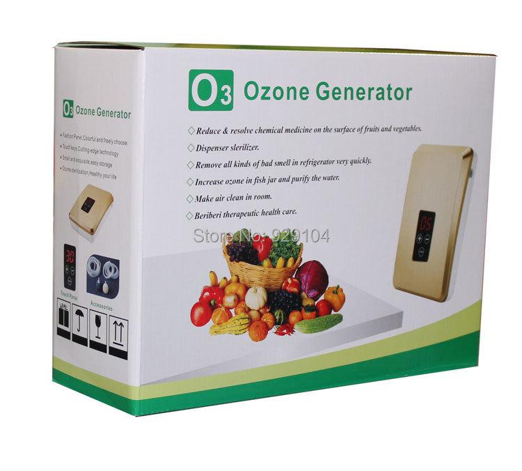 2015 ozone generator air purifier ac 220v  digital  timer ozone generator digital ozonizer air and ionizer oxygen concentrator ozone generator air purifier portable oxygen concentrator ozonizador ozonio gerador de ozonio with remote controller