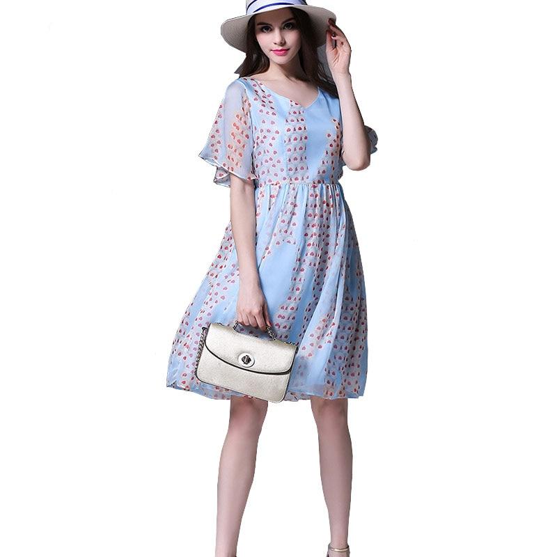 Popular Summer Flowy Dresses-Buy Cheap Summer Flowy Dresses lots ...