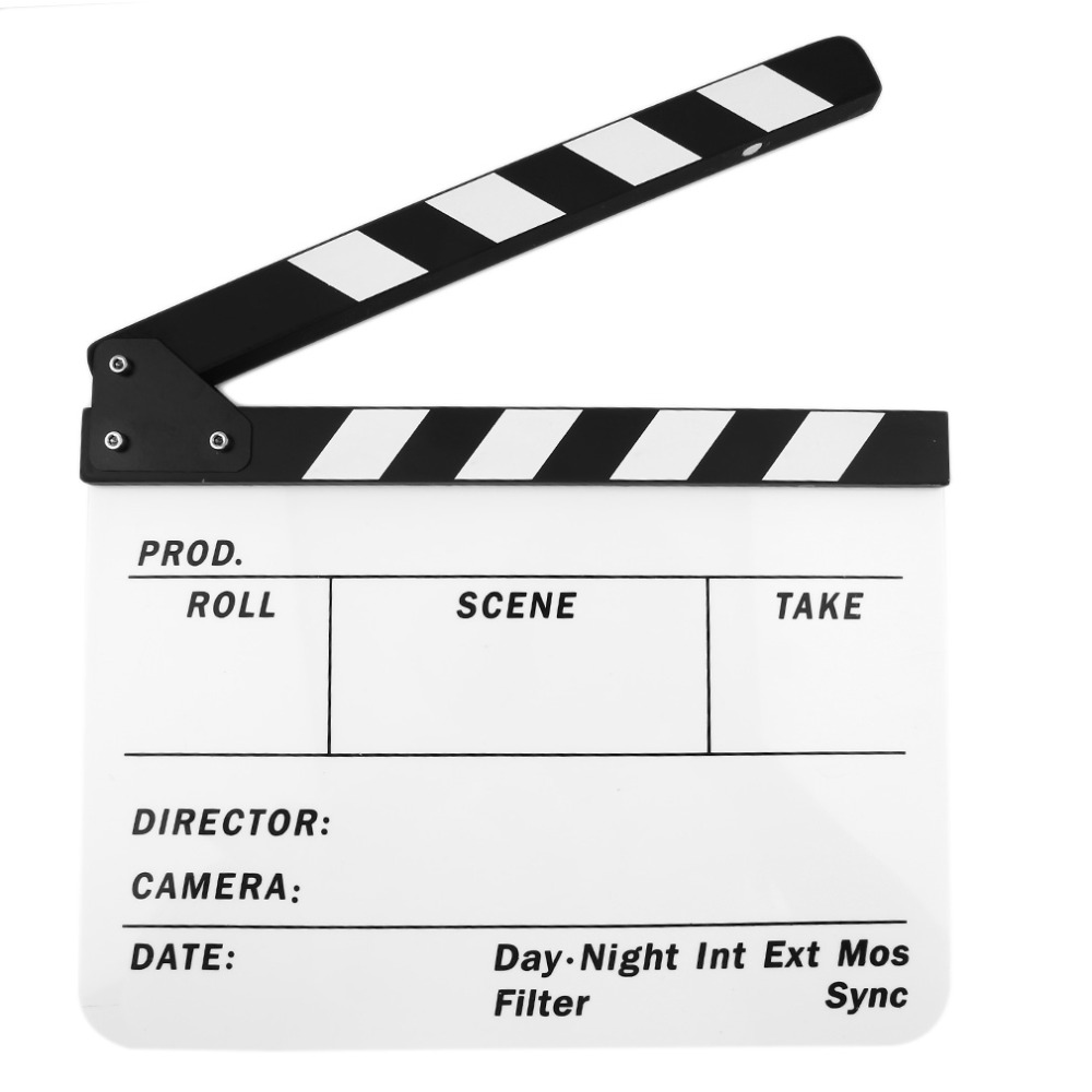 how to read a film slate