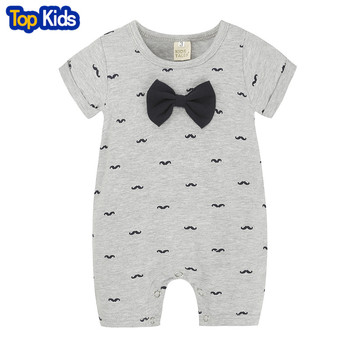 2019 Baby Rompers Summer Baby Girls Clothing Sets Bebes Newborn Baby Jumpsuits Boys Outerwear Infant Baby ClothingMBR0106 1