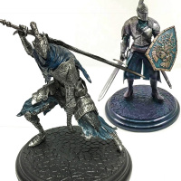 Doll Toys Faraam Knight DXF Artorias The Abysswalker Figure Dark Souls