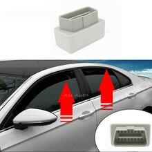 Без ошибки OBD Авто доводчик окон автомобиля зеркало заднего вида складной модуль системы для Volkswagen Passat B7