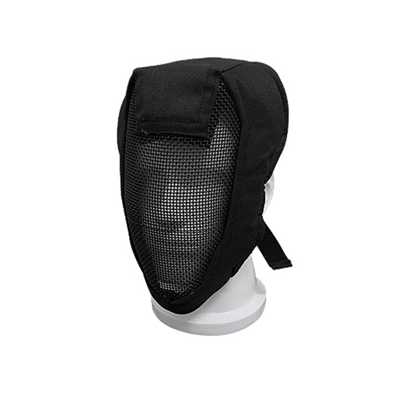 Tactical Men Full Face Wire Mesh Airsoft Mask  PaintballMask For Hunting Paintball Accessory OS9-0022