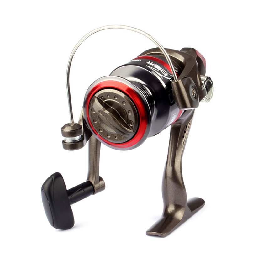 Dual Slider Design Fishing Reels fishing reel Spinning wheel type fishing wheel Sea Rock lure fishing Reel #2M09