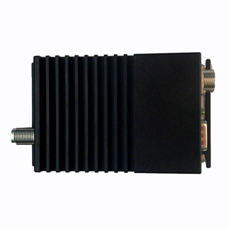 Image 4 - Rs232 rs485 беспроводной приемопередатчик 144 МГц 230 МГц модуль VHF 433 МГц 5 Вт дальний 12 км радио модем для передачи данных-in Фиксированные беспроводные терминалы from Мобильные телефоны и телекоммуникации