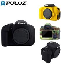 PULUZ Soft Silicone Protective Case for Canon EOS 650D / 700D