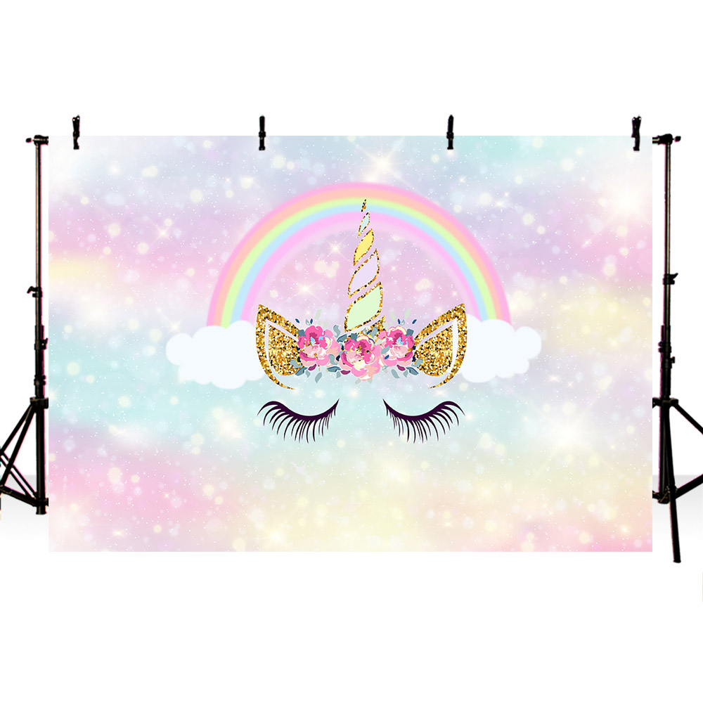 Background Camera & Photo Cheap Sale Mehofoto Pink Glitter Bokeh Party Backdrops Custom Baby Shower Photography Background Birthday Cake Table Decor Photo Booth