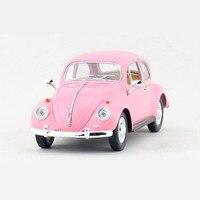 KINSMART Car Toy 1 24 Volkswagen Beetle Vintage Cars 1967 Model Diecast Toy Vehicles Kids Toys