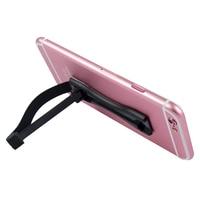 10 stks Universele Telefoon accessoires grip Antislip Vinger Band Elastische Band Houder Stand Strap Grip Voor Telefoons Vinger houder