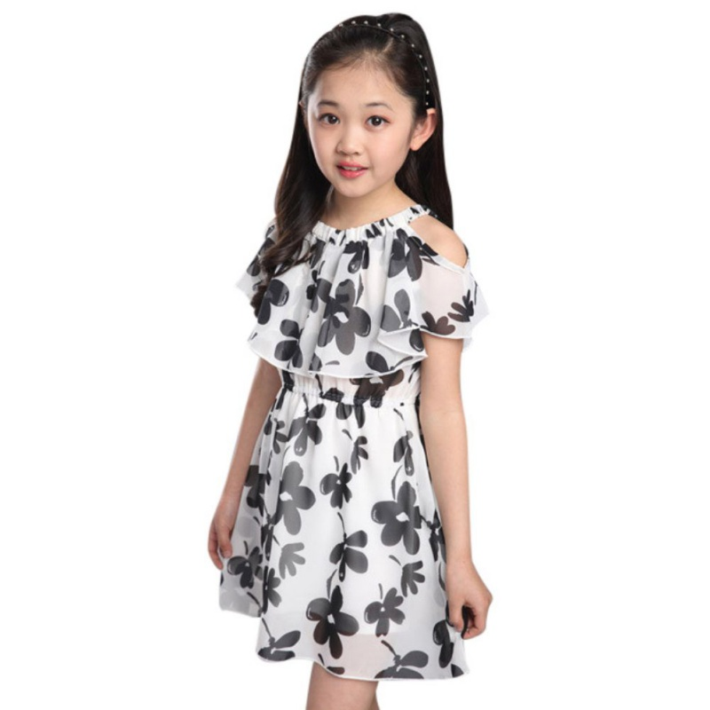 Big Girl Dresses Summer New Children's Clothing Kids ...