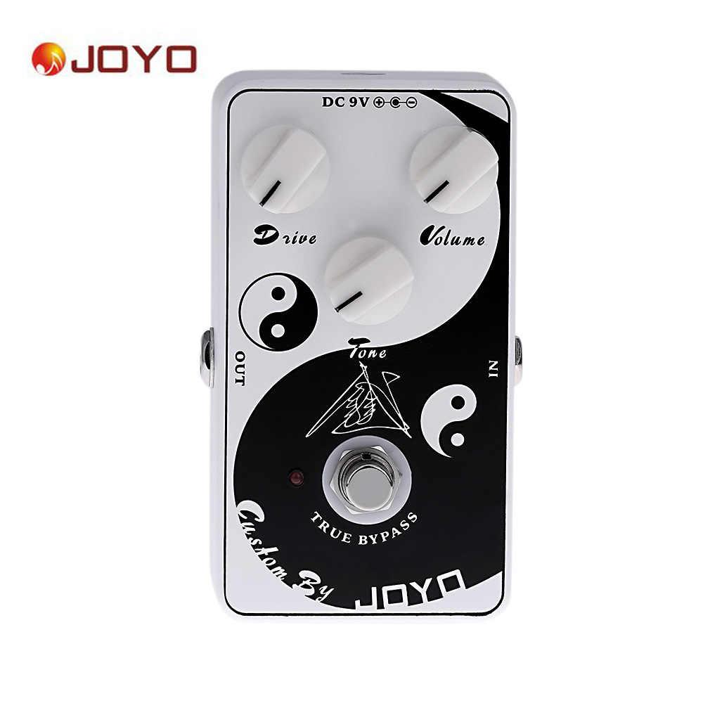 "Joyo ""Tai Chi"" Overdrive Benar Bypass Gitar Listrik Efek Gitar Pedal Aluminium Paduan Perumahan Parts & Aksesoris"