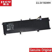JIGU New Genuine 11.1V 91Wh 245RR 701WJ 7D1WJ BATERIA ORIGINAL Para Dell Precision XPS M3800 15 9530