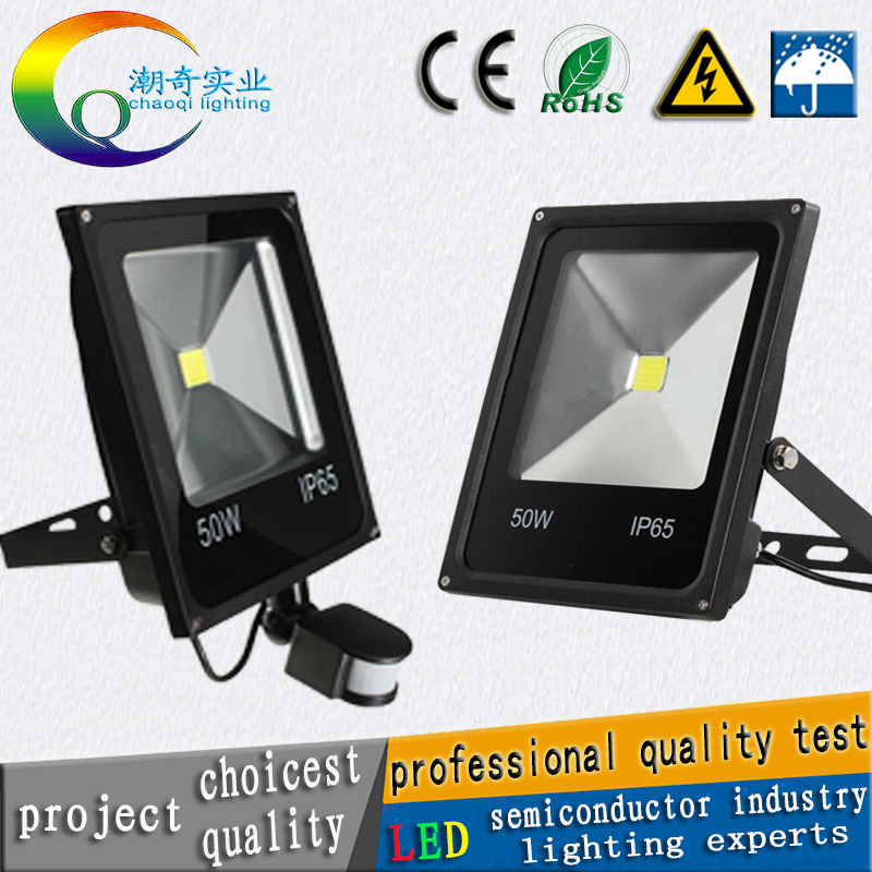 1pcs/lot 10W 20w 30w 50w led downlights led flood light 85~265V PIR Motion sensor Induction Sense lamp led outdoor light free dhl fedex 85 265v 10w 20w 30w 50w 70w 100w pir led floodlight with motion detective sensor outdoor led flood light spot